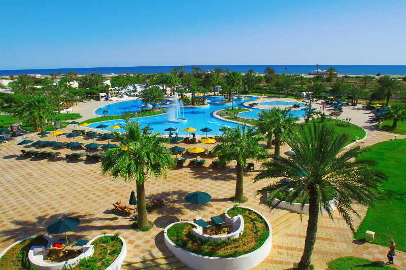 Djerba Plaza Thalasso…, Zone Touristique, Midoun,bp…