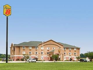 Super 8 Motel - Grayville