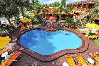 Blue Seas Courtyard, El Mar Drive ,4525