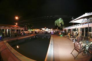 Adobe Hacienda Motel, N Federal Hwy 1223,1223