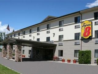 Super 8 Motel - KalIspell Glacier