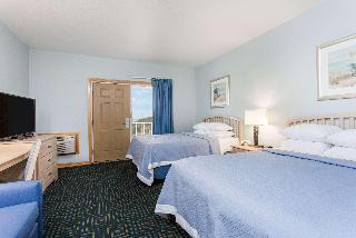 Days Inn Kill Devil Hills Oceanfront - Wilbur