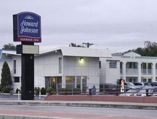 Howard Johnson Express Inn - Colorado Springs