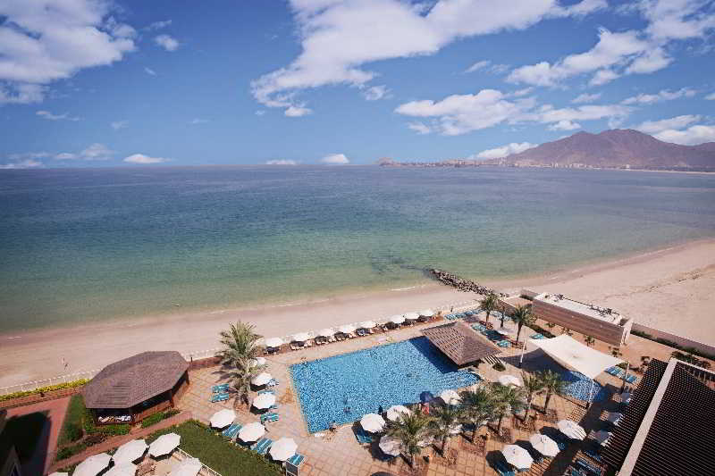 Oceanic Khorfakkan Resort…, Khorfakkan,corniche Road…