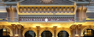 Royal Rose Hotel, Zayed The First 302,302