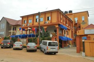 Oscar Pak Royal Hotel, Legon Haatso Road ,10