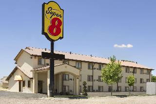 Super 8 by Wyndham Amarillo, 8701 I-40 East,