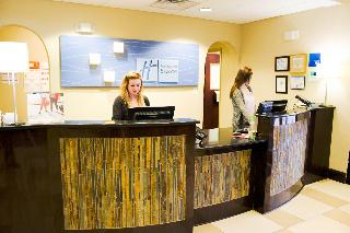 Holiday Inn Express Hotel & Suites Havelock NW - N