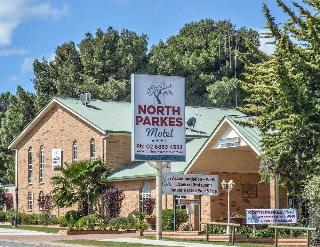 North Parkes Motel, Peak Hill Road,54-56