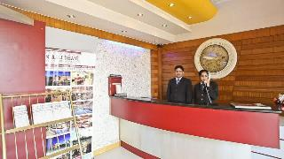 Hotel Shri Ram Excellency, Residency Road ,58