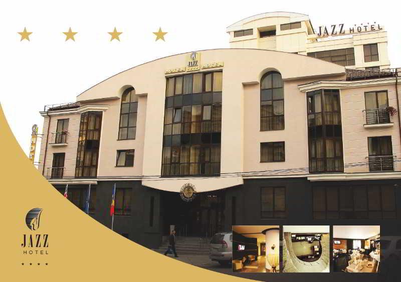 Jazz Hotel, Vlaicu Pircalab Str.,72