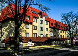 Hotel Polanica, Ul. Warszawska,16