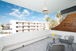 Los Mariachis Apartamentos - Terrasse