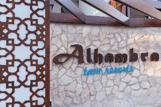 Alhambra Boutique Apartamentos - Generell