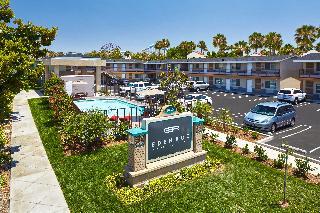Eden Roc Inn and Suites, 1830 S West St, Anaheim,