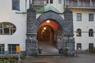 Scandic Imatran Valtionhotelli, Torkkelinkatu,2
