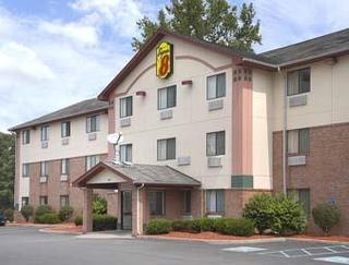 Super 8 Motel - Portage