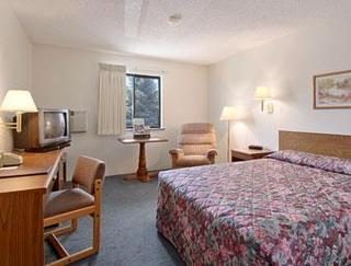 Super 8 Motel - Missoula/brooks Street