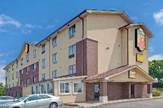 Super 8 by Wyndham Nashville/…, Dickerson Pike, 3320,3320