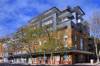 Quality Apartments City…, Scott Street,111