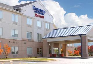 Fairfield Inn & Suites…, 2096 Bricher Rd,