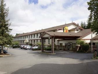 Super 8 Motel - Lacey/Olympia Area