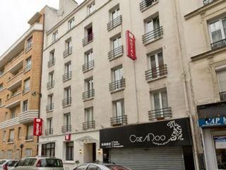 Hipotel Paris Père - Lachaise République