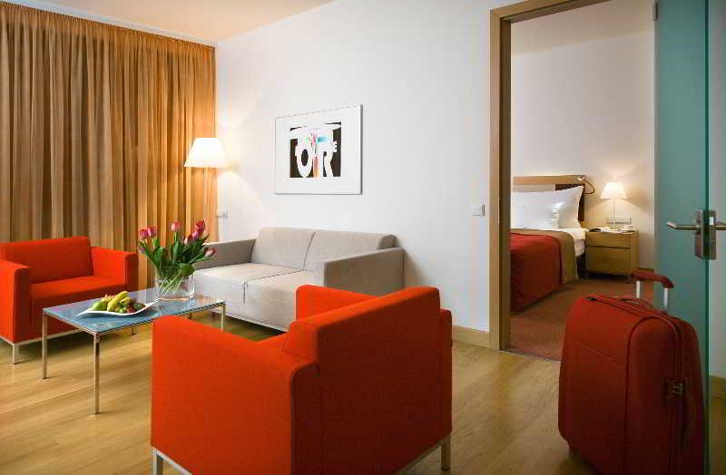 Andel`s Hotel & Suites Prague