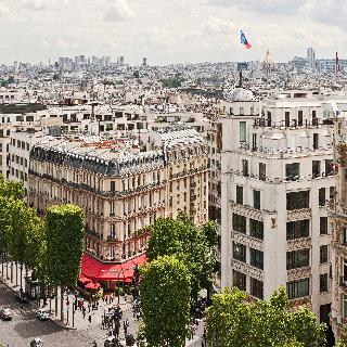 Fouquet`s Barrière - Paris