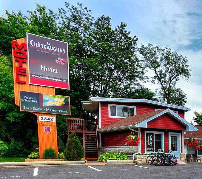 Hotel Motel Le Chateauguay