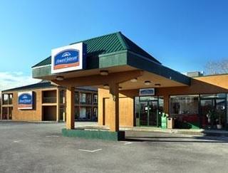 Howard Johnson Inn Roanoke/airport