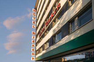 Novum Hotel Stuttgart Hauptbahnhof - Rieker