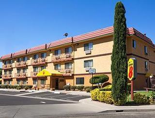Super 8 Motel - Chico