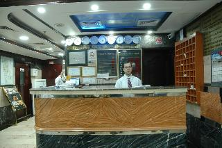Al Jazeerah Hotel, Cornish Road ,