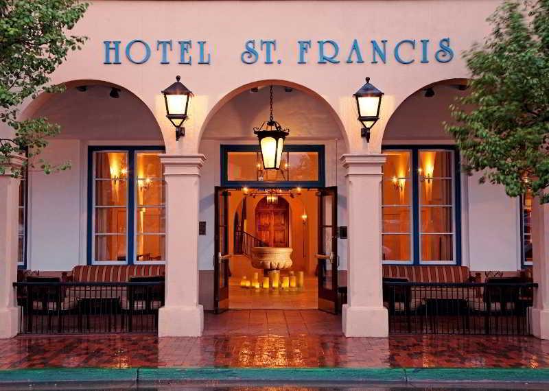 St. Francis, 210 Don Gaspar Avenue,