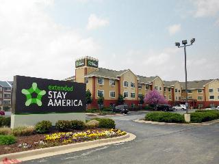 Extended Stay America…, East Kingsley Street,1333