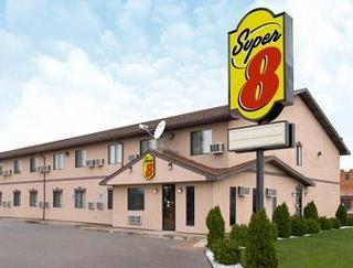 Super 8 Motel - Michigan City