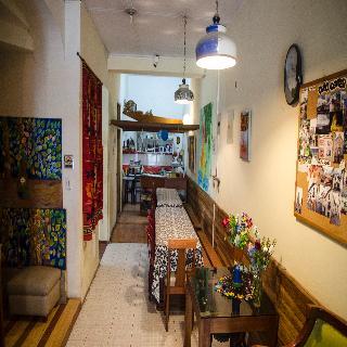 Hostal Quito Cultural, Flores,4-160