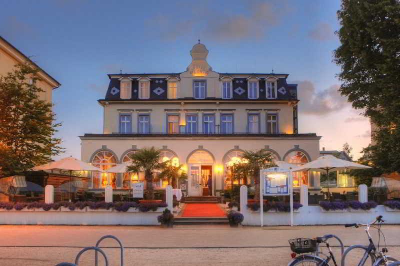 Strandhotel Atlantic & Villa Meeresstrand