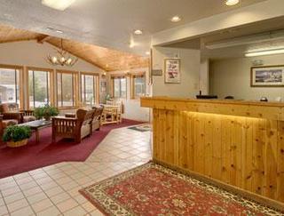 Super 8 Motel - Gardiner/yellowstone Park Area