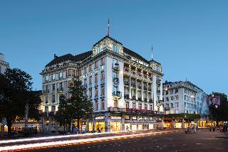 Savoy Hotel Baur en…, Poststrasse,12