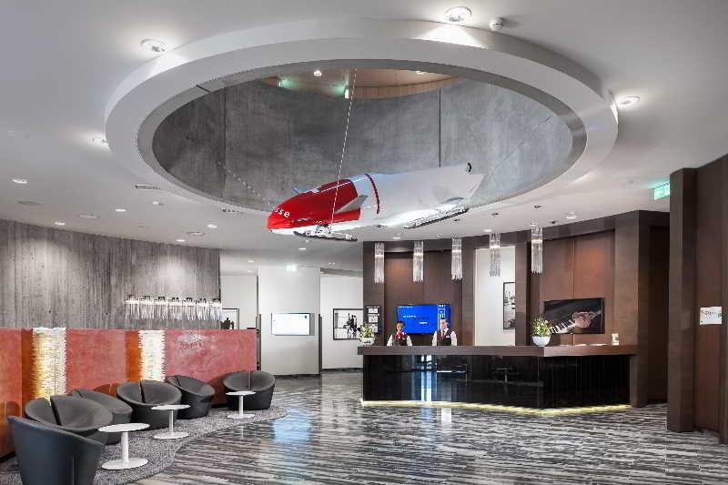 Dorint Airport-Hotel Zürich - Diele