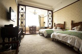 Treasure Island Hotel, No3 Luohe Road Wenzhou,