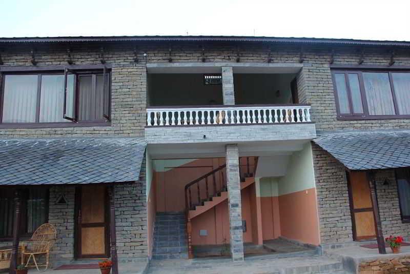 Himalayan Deurali Resort, Dikhurpokhari - 2, Nagdada,…
