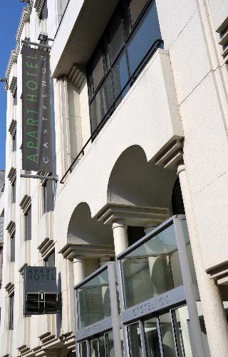 Castelnou Aparthotel - Generell