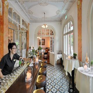 Jugendstil-Hotel Paxmontana - Bar