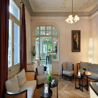 Jugendstil-Hotel Paxmontana - Diele