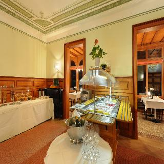 Jugendstil-Hotel Paxmontana - Restaurant