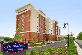 Hampton Inn and Suites Washington DC North Gaithe