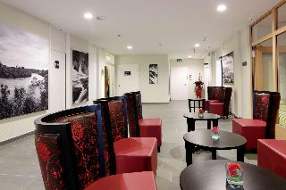 Best Western Plus Hotel Bahnhof - Bar